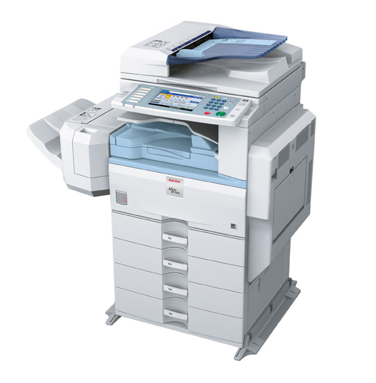 may-photocopy-ricoh-aficio-mp-5001-copier  thuemayphoto