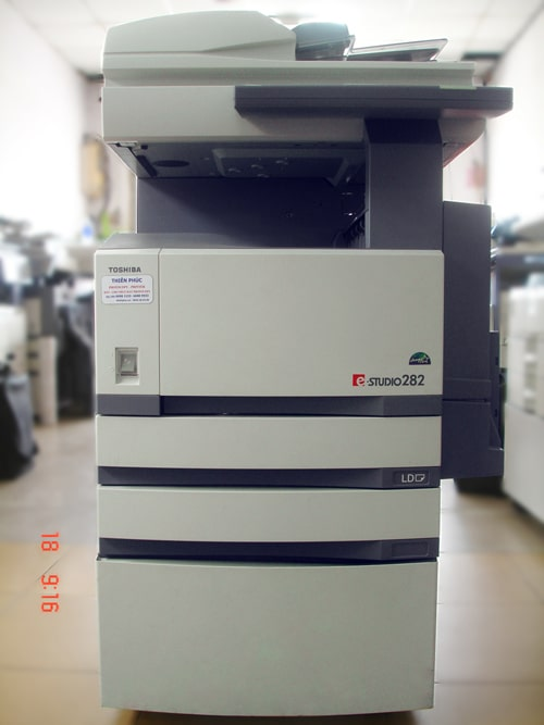 may photocopy toshiba e282 cho thue - Thue May