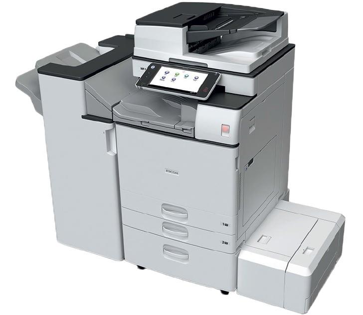 May Photocopy Ricoh MP6054 - Thue May
