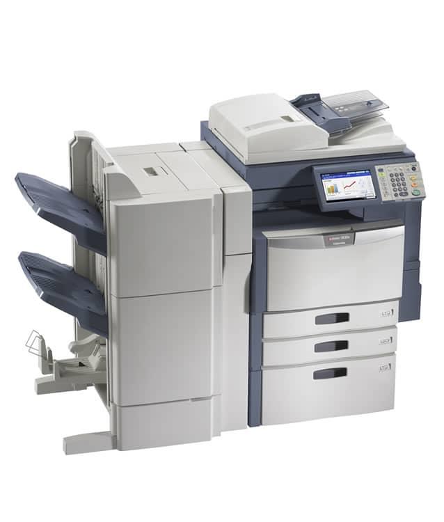 cho thue may photocopy toshiba e237 - Thue May